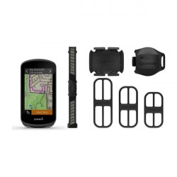 GPS Garmin Edge 1000 Pack.